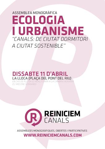 monogràfica ecologia i urbanisme